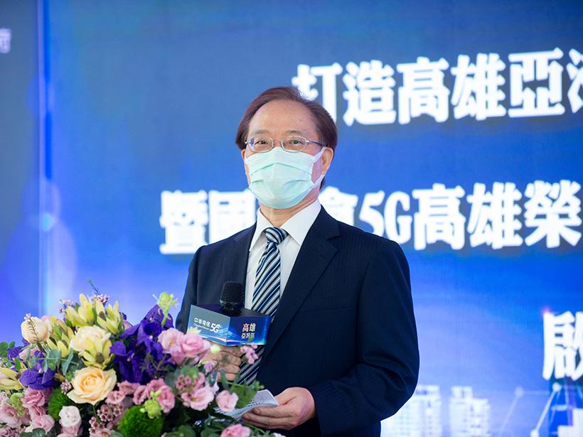 中華電信5G AR+AIoT智慧醫療落地 5G高雄榮家智慧長照計畫啟動